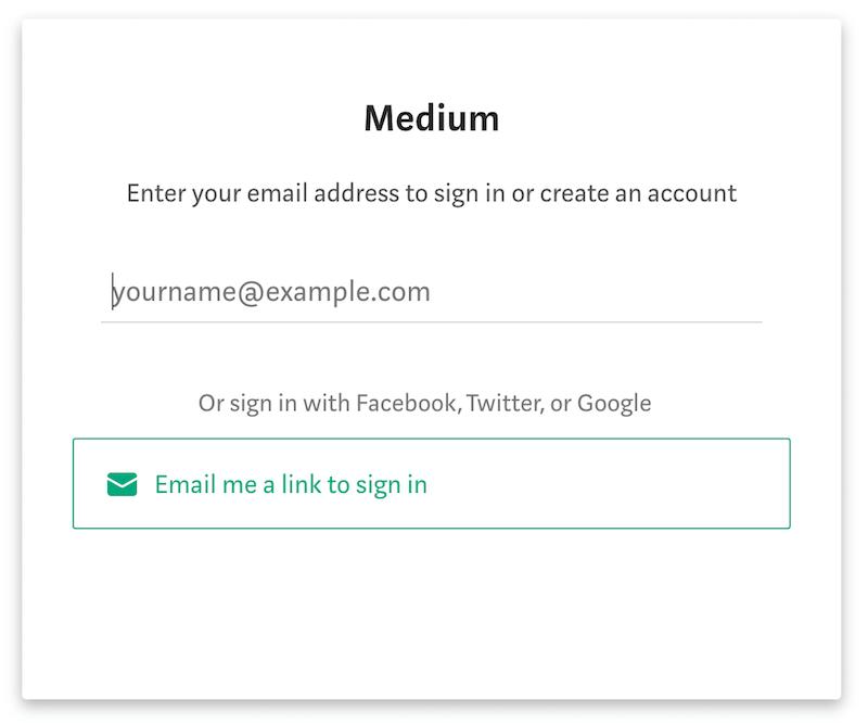 A Registration Form — Smashing Magazine