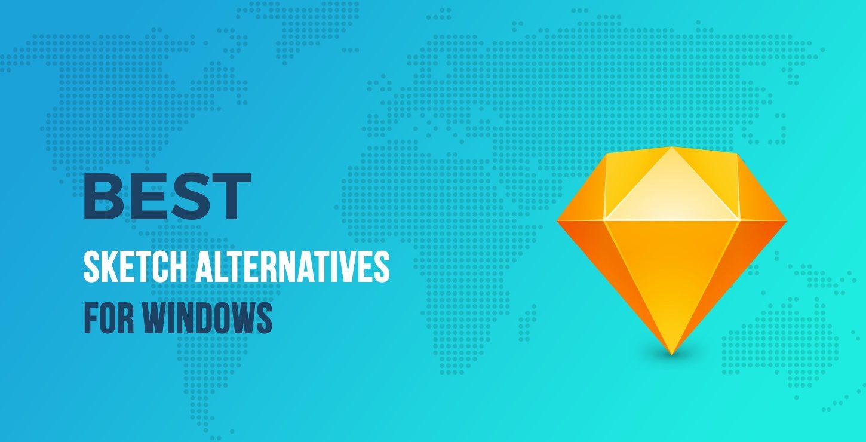 5 High-Quality Sketch Alternatives for Windows (2019)